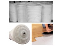Tìm hiểu về xốp lót sàn sử dụng hỗ trợ cho sàn nhựa hèm khóa