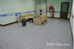 Sàn nhựa vân thảm cho không gian đẹp và sang trọng