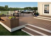 Sàn nhựa giả gỗ ngoài trời - Làm mới khung cảnh sân thượng nhà bạn