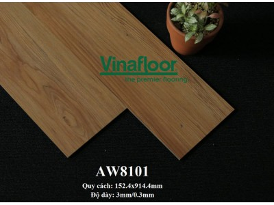 Sàn nhựa giả gỗ Amstrong aw8101