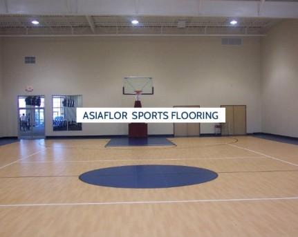 Sàn thể thao bóng rổ