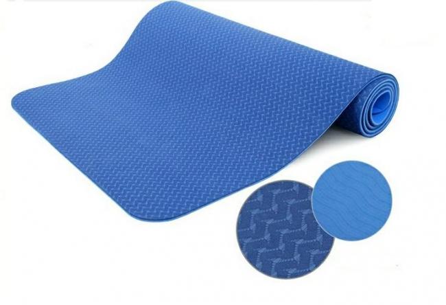 Lựa chọn thảm và bảo quản thảm tập yoga