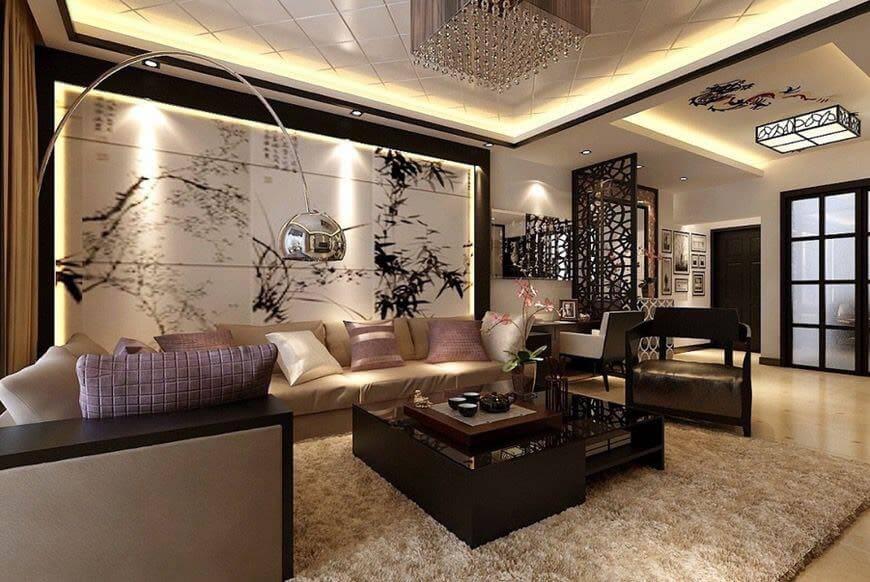 Phong cách nội thất Á Đông là gì? Và những điểm nổi bật của nó