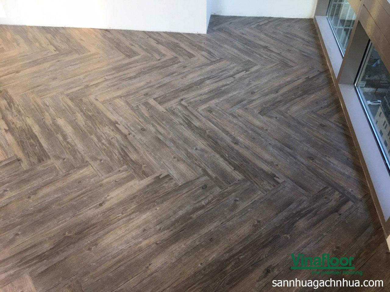 sàn nhựa giả gỗ DLW1059