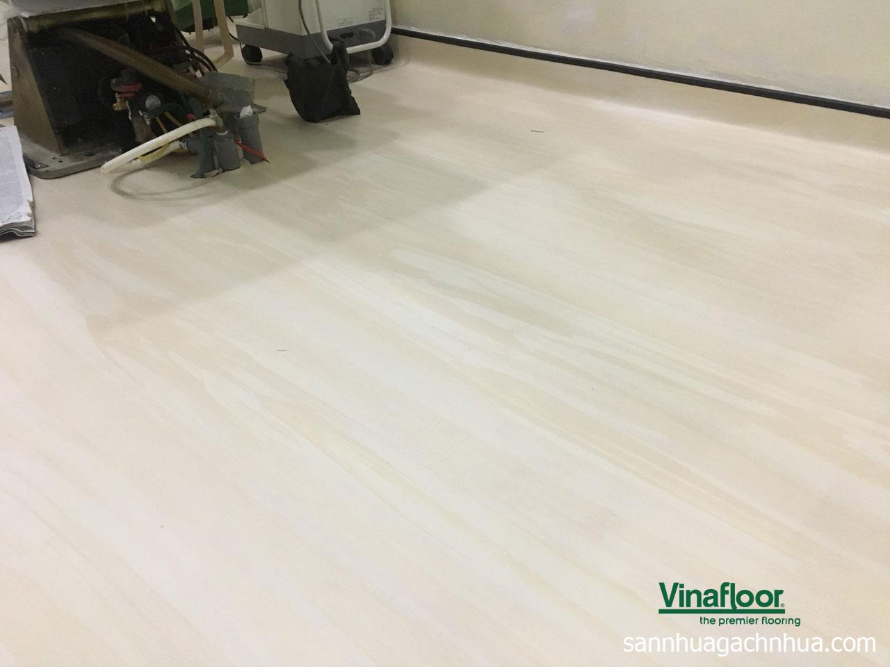 sàn vinyl kháng khuẩn Topflor