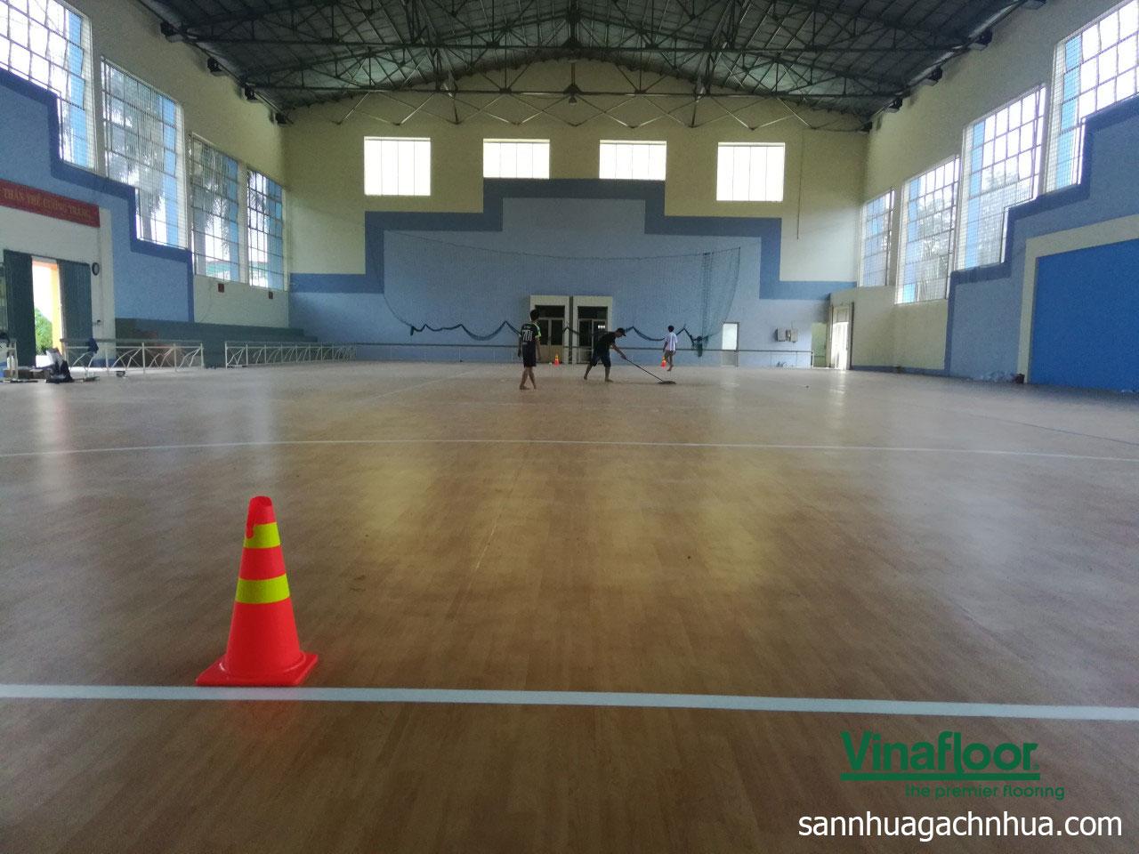 sàn thể thao tỉnh Bình Phước