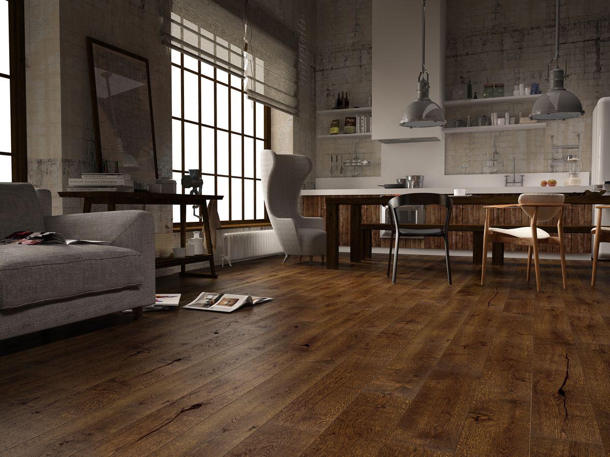 Sàn nhựa giả gỗ chất lượng hàng đầu của nội thất Hàn Quốc