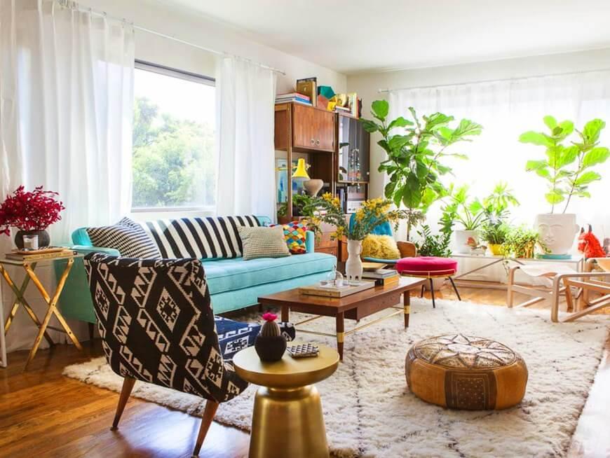 Ý tưởng độc đáo cho phong cách retro trong thiết kế nội thất