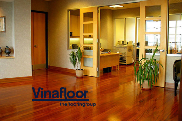 Sàn nhựa giả gỗ hút người dùng nhất thị trường nội thất