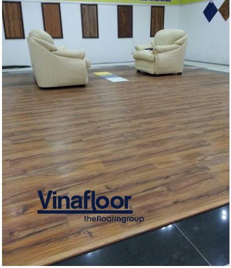 Sàn nhựa giả gỗ Vinyl – sàn nhựa Vinyl Vinafloor1