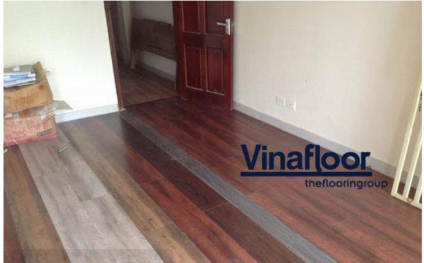 Sàn nhựa giả gỗ Vinyl – sàn nhựa Vinyl Vinafloor