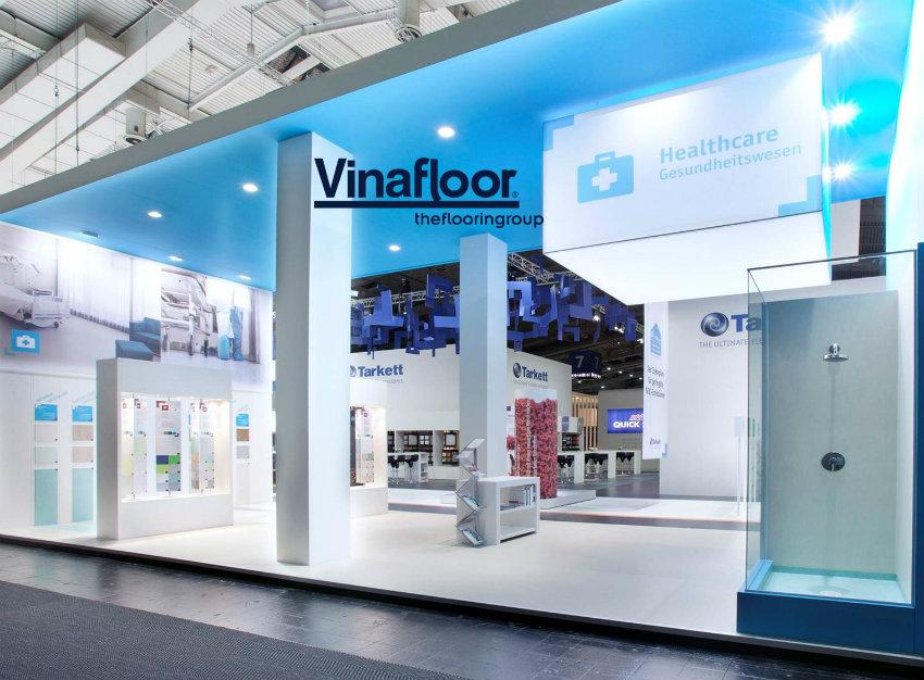 Sàn vinyl bệnh viện Vinafloor sản phẩm kháng khuẩn cho lĩnh vực y tế