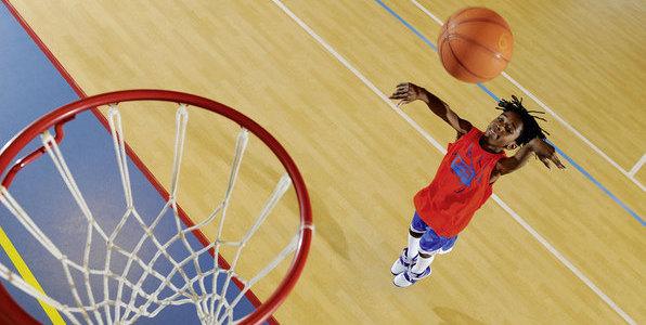 sàn thể thao sân bóng rổ