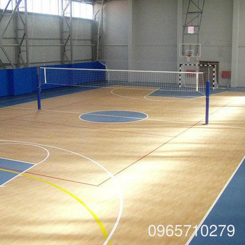Sàn Thể Thao bóng chuyền