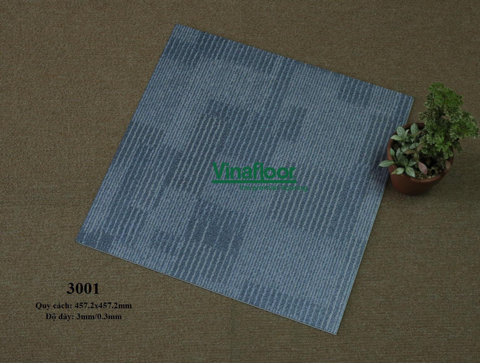 Sàn nhựa giả thảm dlc3001