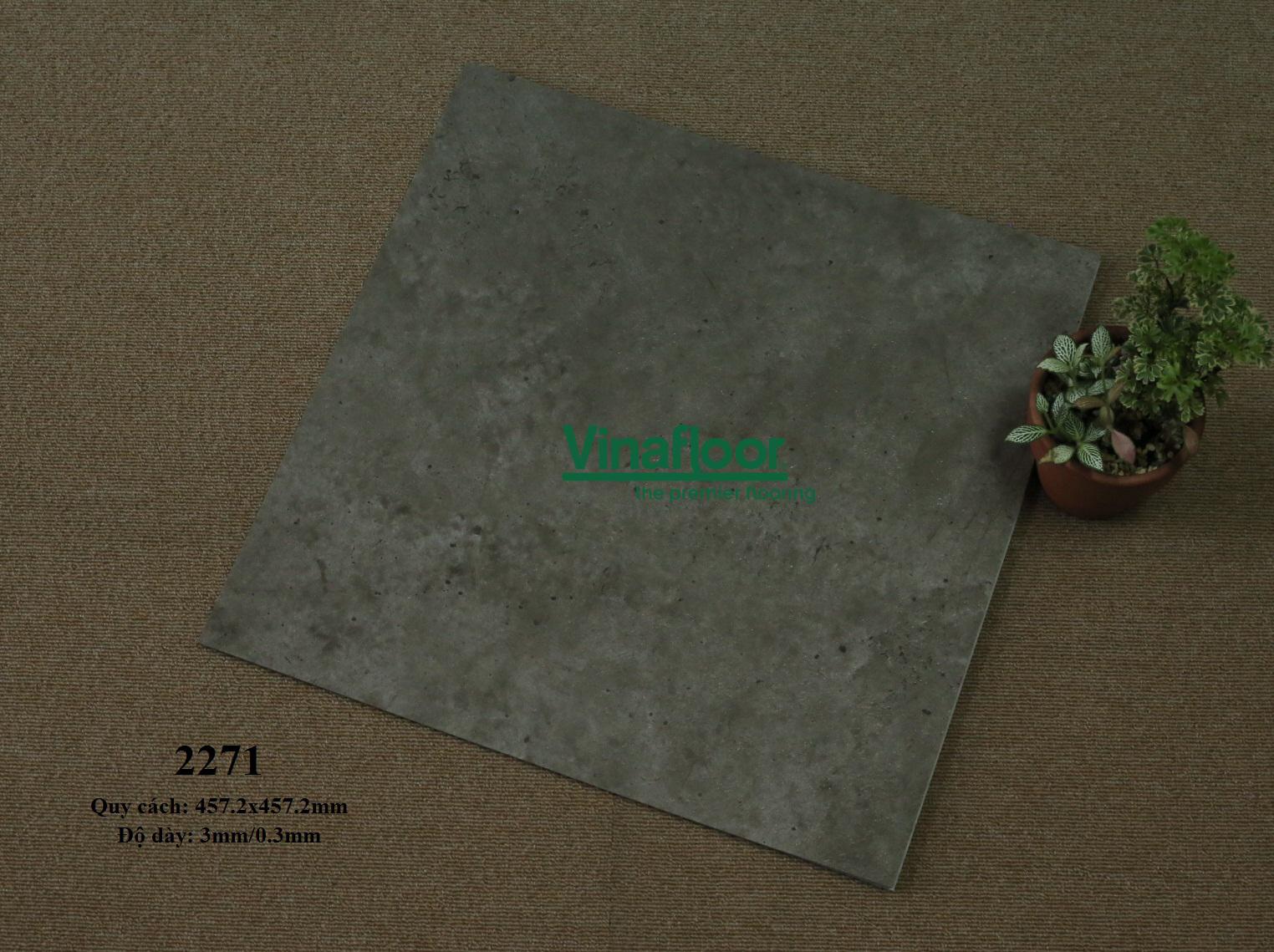 Sàn nhựa giả đá dls2271