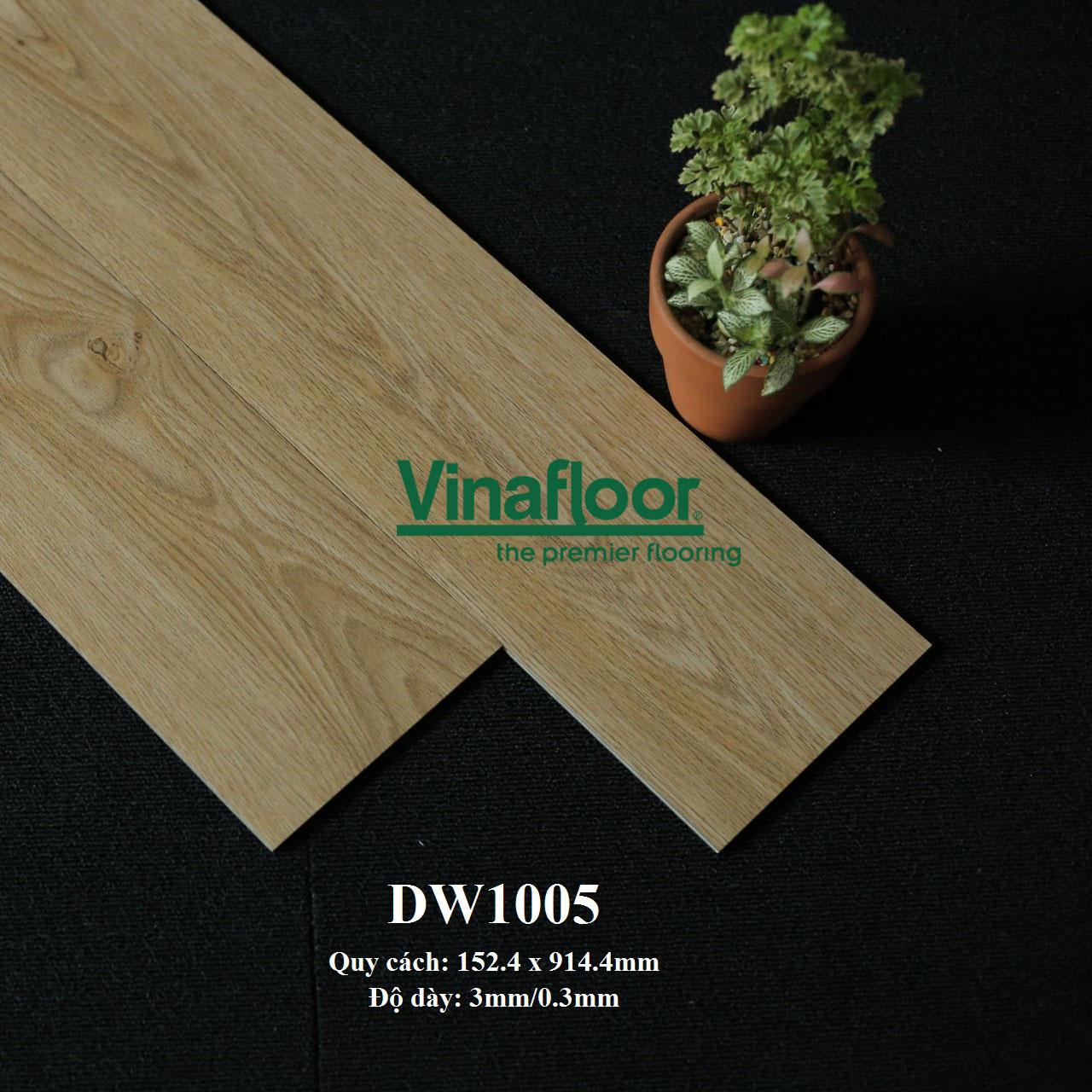 sàn nhựa giả gỗ 1005