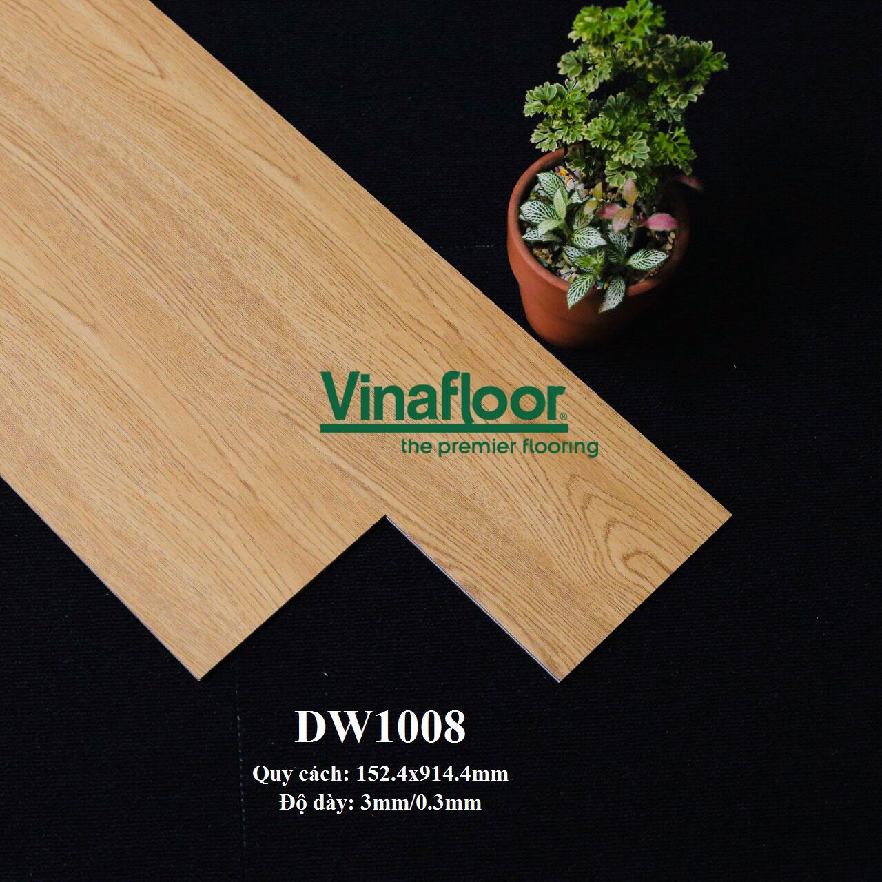 sàn nhựa giả gỗ dw1008