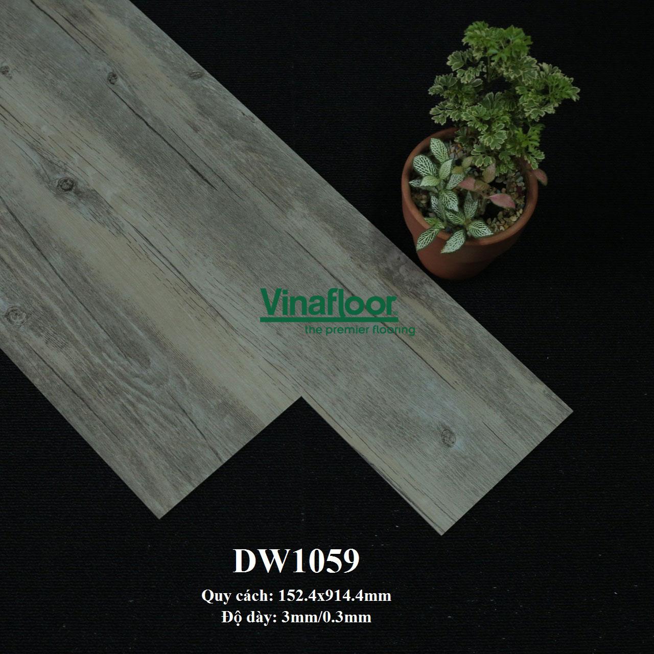 sàn nhựa giả gỗ 1059
