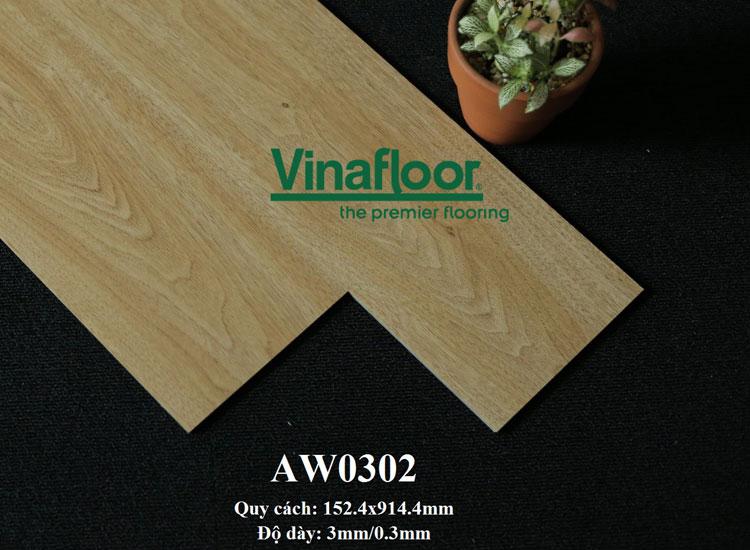 Sàn nhựa giả gỗ aw0302