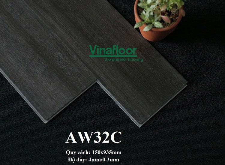 Sàn nhựa hèm khóa aw32c