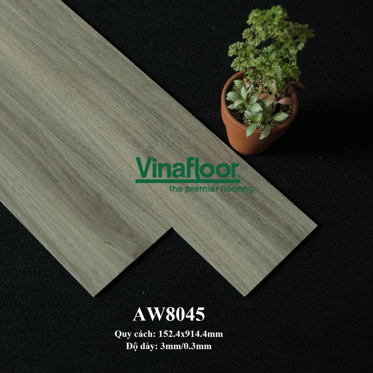 sàn nhựa giả gỗ AW8045