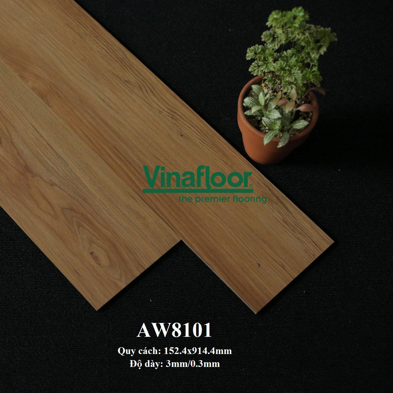 Sàn nhựa giả gỗ Amstrong 8101