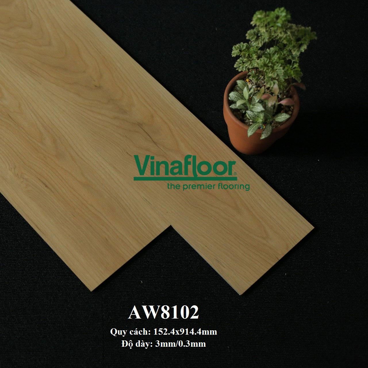 sàn nhựa giả gỗ AW8102