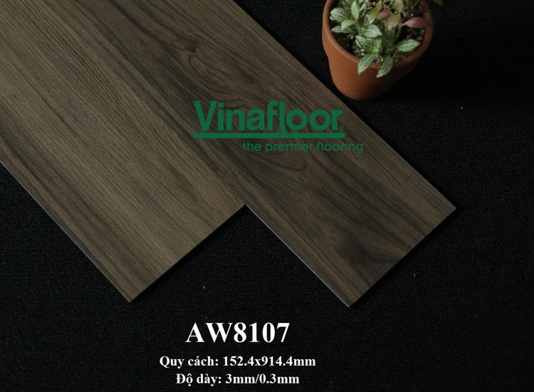 Sàn nhựa giả gỗ Amstrong aw8107