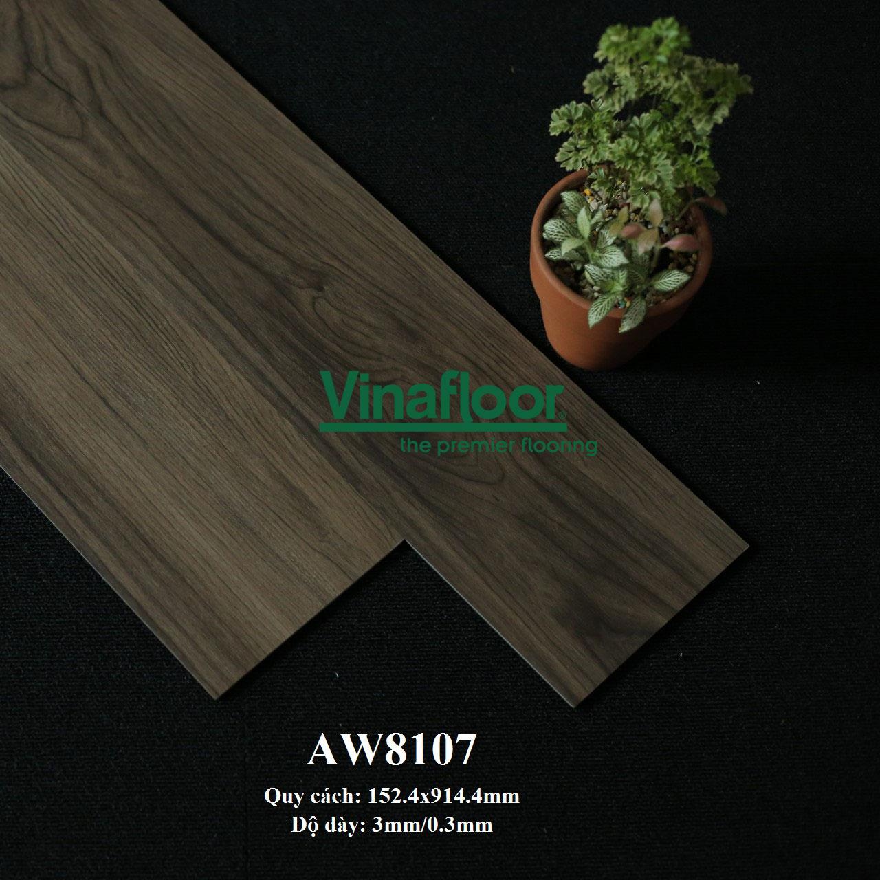 sàn nhựa giả gỗ AW8107