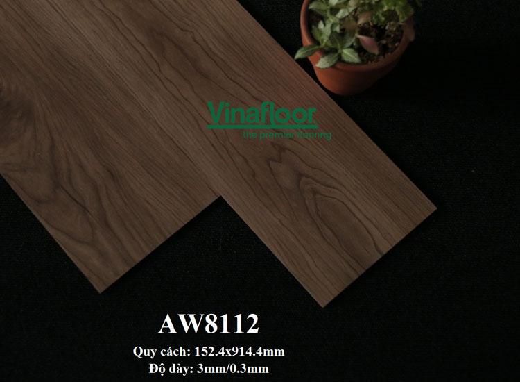 Sàn nhựa giả gỗ Amstrong aw8112