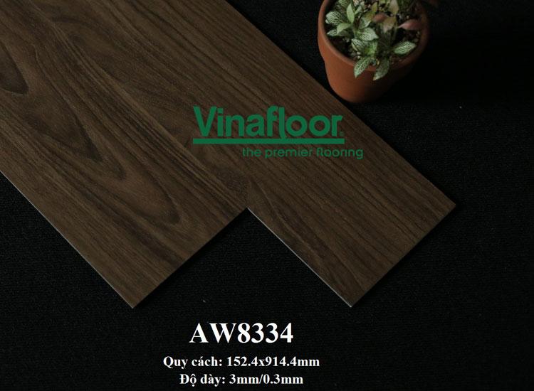 Sàn nhựa giả gỗ Amstrong aw8334